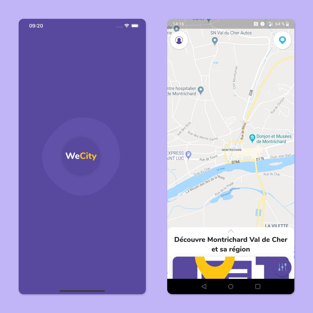 Application Wecity
